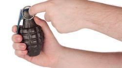 東飯能駅の「手榴弾」レプリカだった。機動隊が出動、250人避難