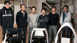 超プロフェッショナル集団が作る電動車椅子「100m先のコンビニをあきらめない」