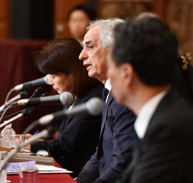「ハリルホジッチさんにも感謝の気持ちでいっぱい」日本代表の長友や槙野、ハリル氏への思い