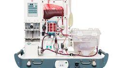 肝臓を温かいまま移植する新手法