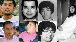 オウム真理教事件、初めて死刑執行された7人のプロフィール