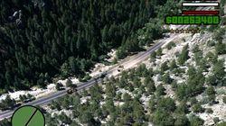 大洪水のコロラド州で救助活動中の米軍のヘリコプターに駐禁切符?!