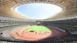 新国立競技場、新たな完成予想図を公開