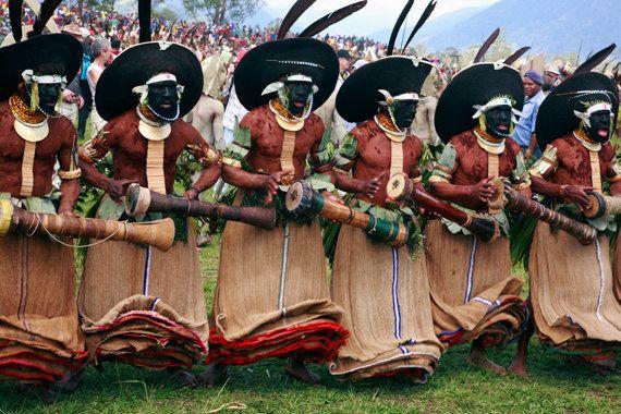 パプアニューギニア社会の縮図、WANTOK (ワントク)