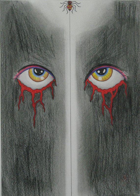 「死刑囚の絵画展」が9月28日、29日に渋谷で開催