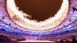 リオパラリンピック、華やかな開会式でスタート 南米初開催(画像集)