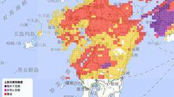 九州北部の大雨特別警報は解除に。しかし、土砂災害には引き続き警戒を