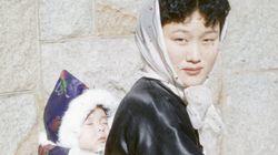 1950年代の韓国・釜山。失われた光景が、カラー写真でよみがえる(画像集)
