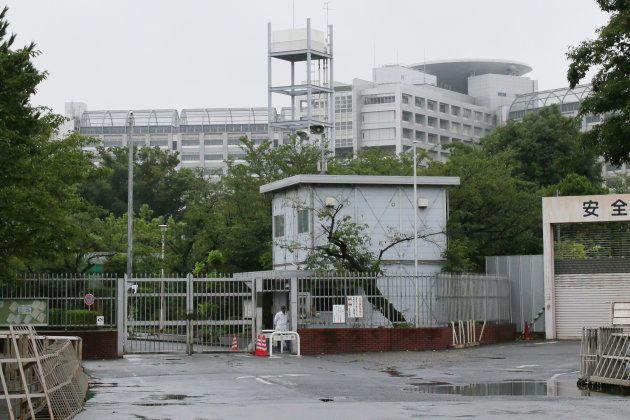 東京都葛飾区小菅にある東京拘置所
