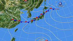 西日本豪雨、いつまで警戒?