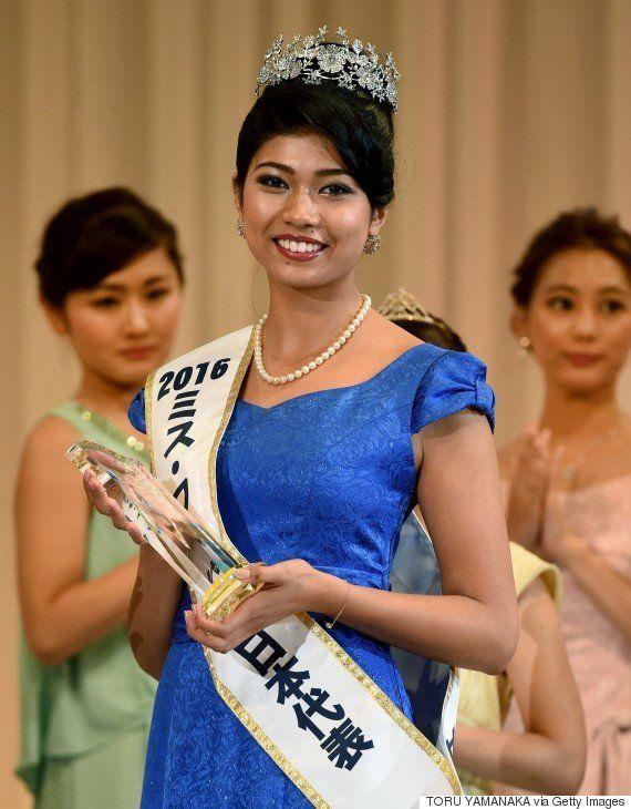 ミス・ワールド日本代表の吉川プリアンカさん、ハーフへの偏見に苦しんだ過去 海外でも注目