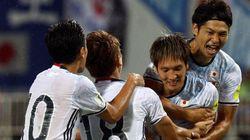 サッカー日本代表、タイに2-0で勝利 ハリル監督「もっと得点できたはず」(画像集)