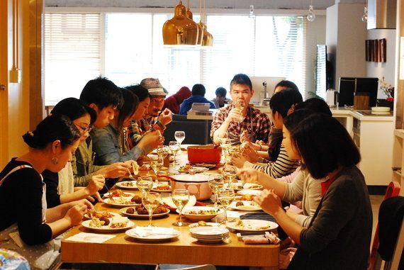 思わずまた来たくなる!タカコさんのおいしい「世界のヴィーガン料理」で旅した気分を味わえました♪