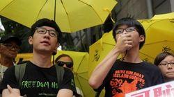 香港議会選で反中勢力が3分の1確保 雨傘運動のリーダーも最年少当選