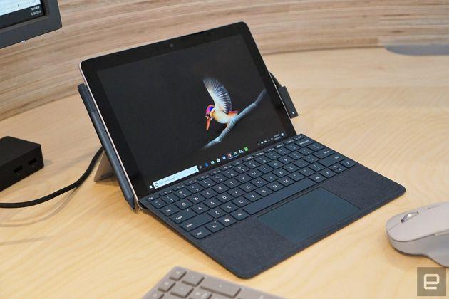 マイクロソフト、タブレット端末新モデル「Surface