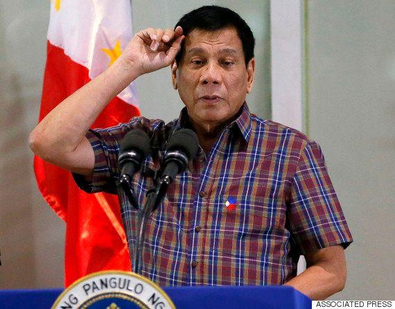 フィリピン・ドゥテルテ大統領、オバマ氏をののしる「このくそったれが」⇒会談中止