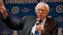 バーニー・サンダース氏「ヒラリー氏は大統領になったらクリントン財団と手を切るべき」