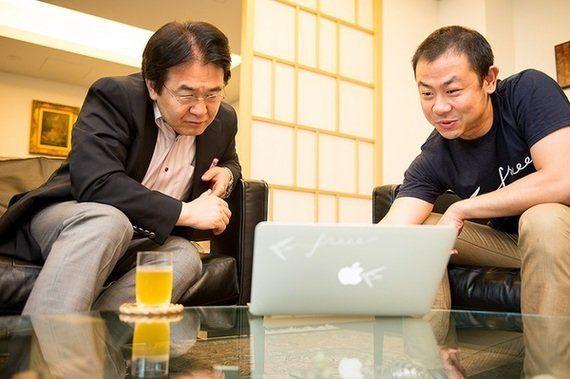 竹中平蔵氏×クラウド会計ソフトfreee社長・佐々木大輔対談