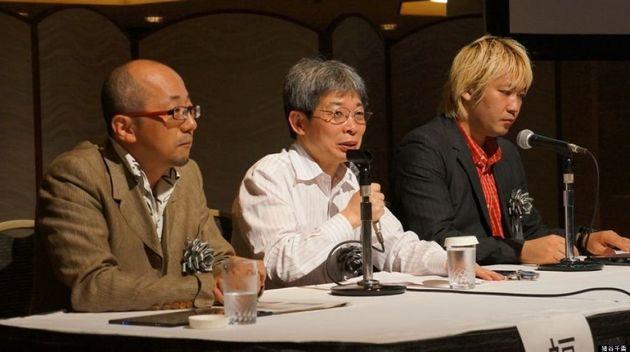 「青空文庫」富田倫生さんの追悼イベントに平田オリザさん、長尾真前国立国会図書館館長らが参加、著作権保護期間問題を議論