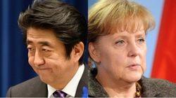 ドイツと日本で、アメリカの地位は悲劇的局面に陥る