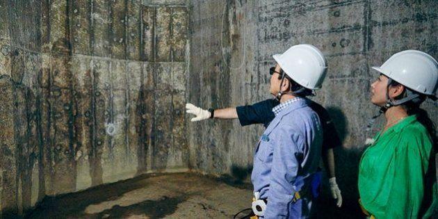 【ブラタモリ】東京駅の地下に「幻の自動車道」を発見