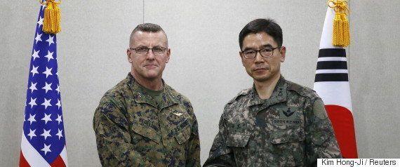 中国、首脳会談で韓国のTHAAD配備に強い不満表明 北朝鮮は弾道ミサイル3発