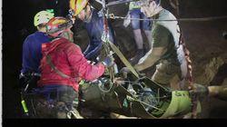 タイ洞窟の救出劇、当局が動画を公開。少年ら13人はこうやって脱出した。