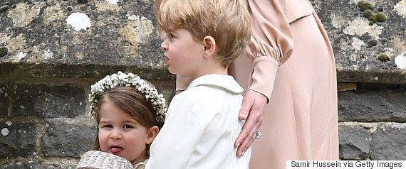 キャサリン妃の妹、ピッパのウェディングドレス、背中がハート♡だった(画像集)
