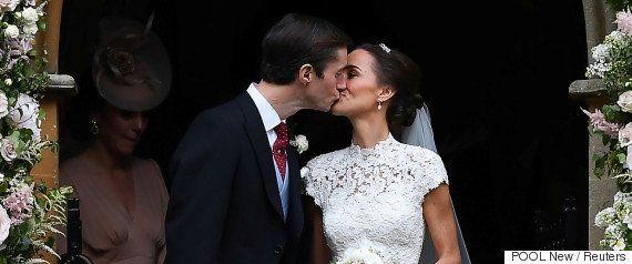 結婚式のジョージ王子とシャーロット王女、兄妹愛はかわいさロイヤル級(画像集)
