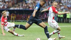 フランスが2度目のワールドカップ頂点 スーパーゴール連発でクロアチアに勝利