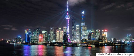 中国が提案した積極的な環境投資は、気候変動政策を後退させたアメリカと対照的だ