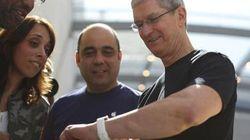 アップルのティム・クックCEO、Apple