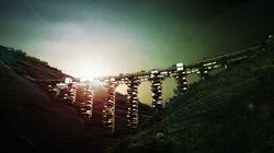 廃墟の橋が住宅街に生まれ変わる【画像集】