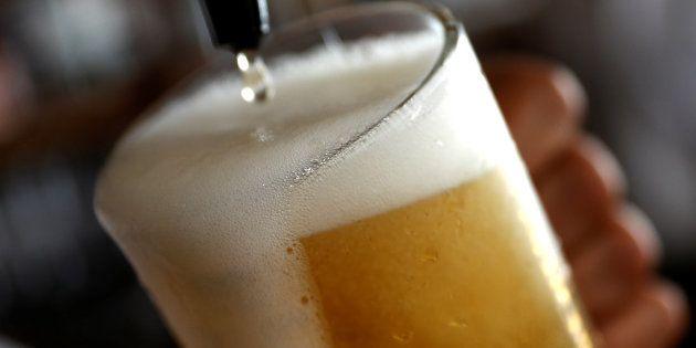 画像は生ビールのイメージ写真です