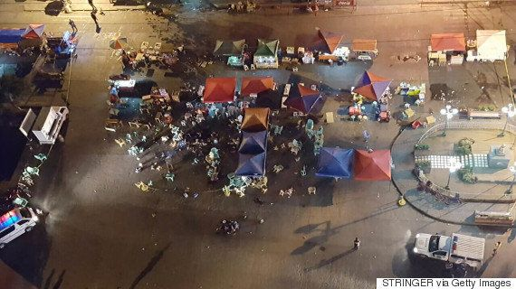 フィリピン・ダバオの爆発で14人死亡、ドゥテルテ大統領「テロだ。無法状態、他の場所でも起こる」