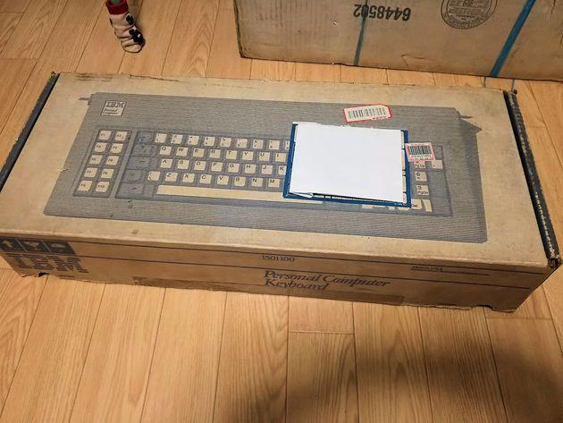 1981年発売の初代IBM