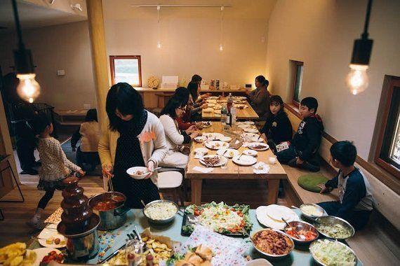 ファンタジーな世界観あふれる「ものがたり食堂」に参加しました!
