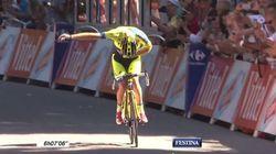 「ドーピングの潔白を証明したことで、腹をくくったロジャース」ツール・ド・フランス2014 第16ステージ