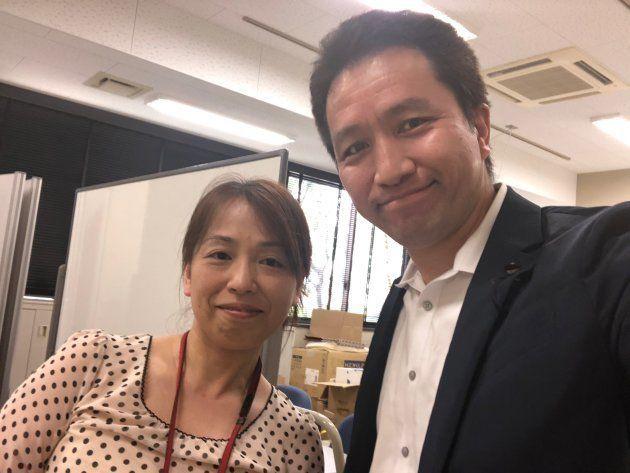 神対応ボランティアセンター「西予モデル」仕掛け人に会えた!