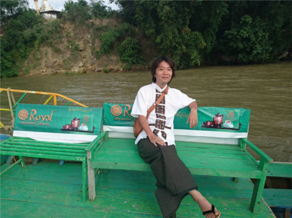 「ミャンマーの人気お土産ベスト1」から始まる、グローバルキャリア論