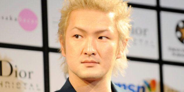 TOKYO - JUNE 5: Actor Shido Nakamura Asano attends Short Shorts Film Festival & Asia 2008 Opening Ceremony...