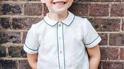 """ジョージ王子が5歳になったよ。記念写真で""""天使""""の笑顔「エリザベス女王に似ている」"""