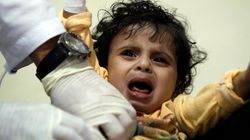 イエメンでコレラ拡大、184人死亡 1万1000人に感染の恐れ