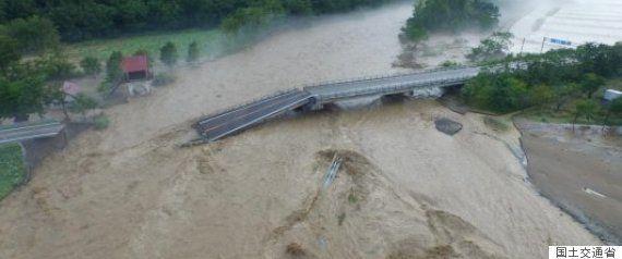 グループホームで9人の遺体確認、台風10号で浸水被害の岩手県岩泉町