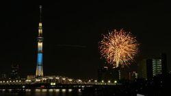 台風12号直撃、隅田川花火大会の延期の可能性は90%(7月26日11時時点)