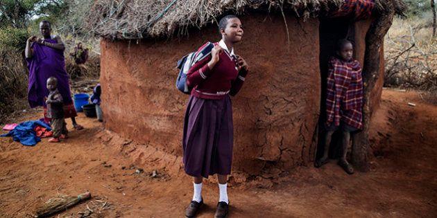 タンザニア:児童婚で傷つく少女たち。婚姻年齢を18歳以上にすべき