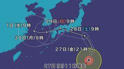 台風12号が豪雨被害エリアを直撃、新たな被害に厳重警戒