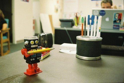 ロボット記者は私の仕事を奪わない