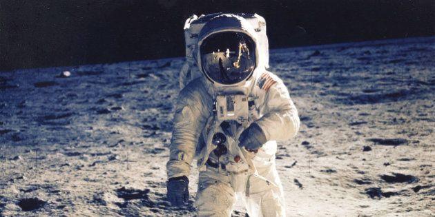 30Th Anniversary Of Apollo 11 Landing On The Moon (9 Of 20): Astronaut Edwin E. Aldrin Jr., Lunar Module...