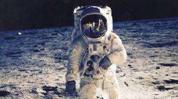 月面着陸から45年